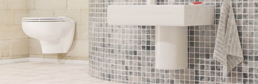 Reparaturlösungen für Fliesen und Sanitärkeramik